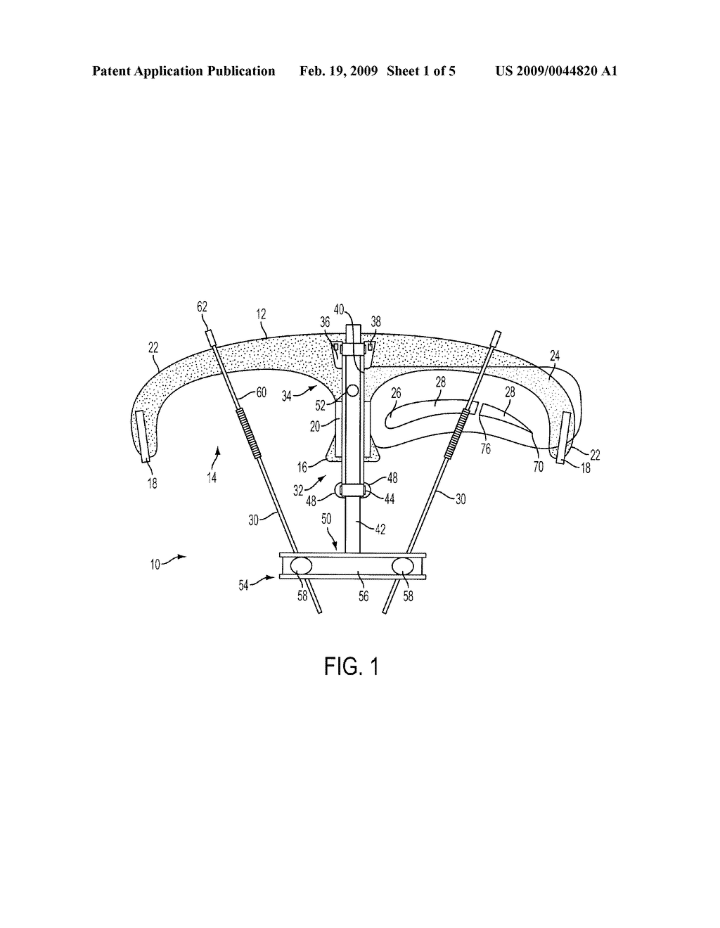Stencils and gauging device for aesthetically pleasing eyebrow shaping - diagram, schematic, and image 02