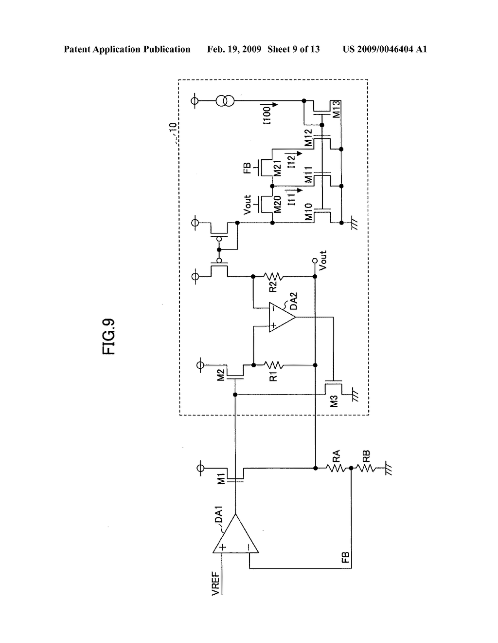 Overcurrent Limitation And Output Short Circuit Protection Voltage Regulator Using