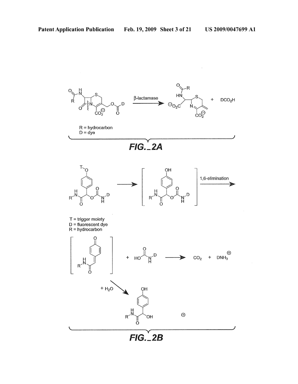 FLUOROGENIC ENZYME ACTIVITY ASSAY METHODS AND COMPOSITIONS USING FRAGMENTABLE LINKERS - diagram, schematic, and image 04