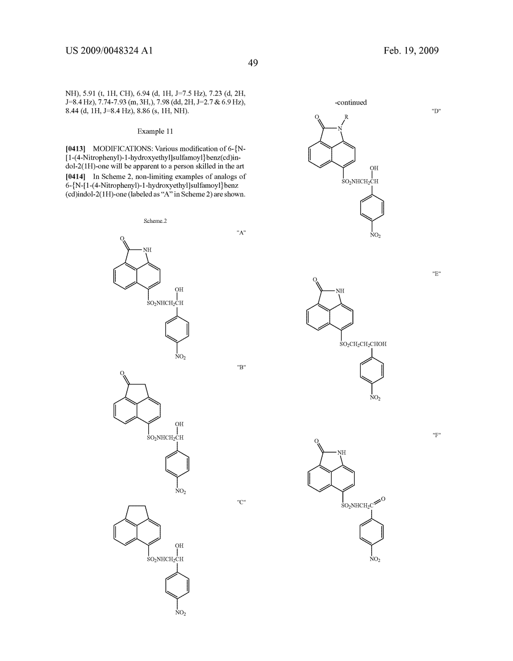 ALTERNATE MORPHEEIN FORMS OF ALLOSTERIC PROTEINS AS A TARGET FOR THE DEVELOPMENT OF BIOACTIVE MOLECULES - diagram, schematic, and image 104