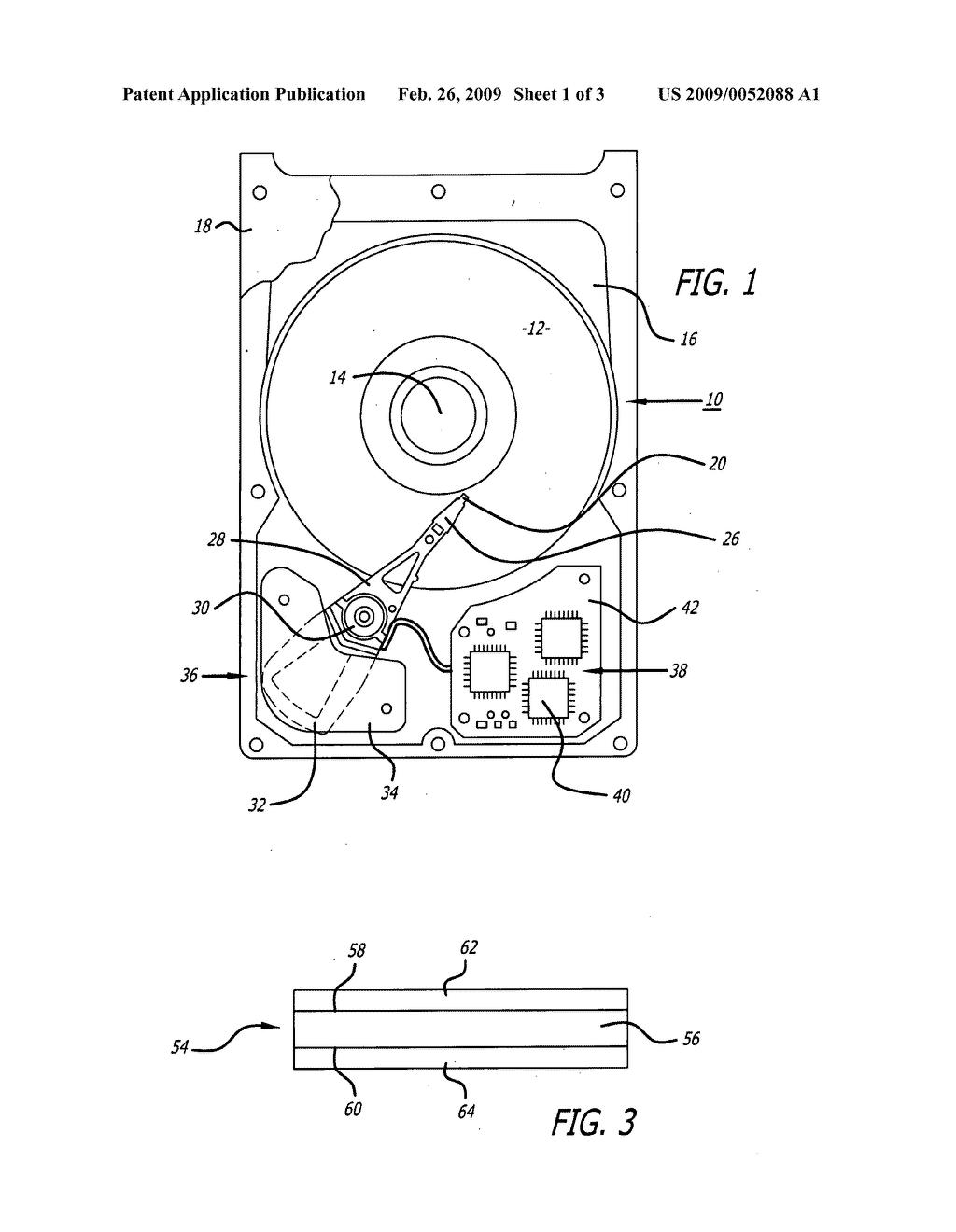 disk drive diagram