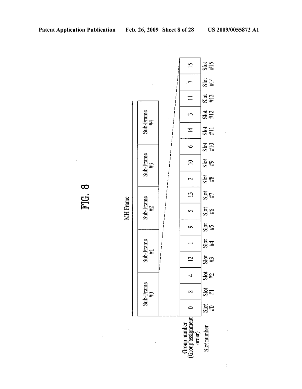 DIGITAL BROADCASTING SYSTEM AND METHOD OF PROCESSING DATA IN DIGITAL BROADCASTING SYSTEM - diagram, schematic, and image 09