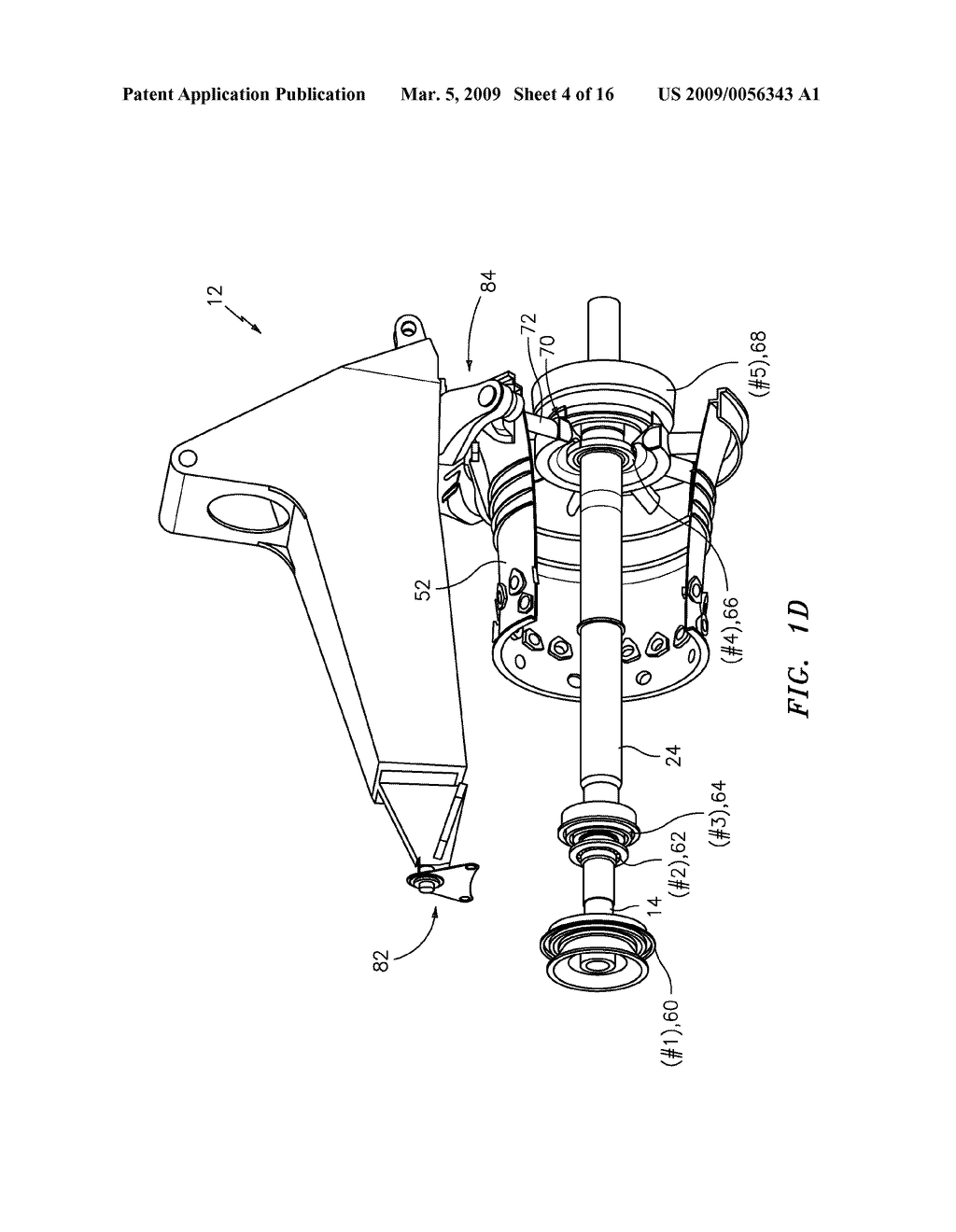 engine mounting configuration for a turbofan gas turbine engine rh patentsencyclopedia com