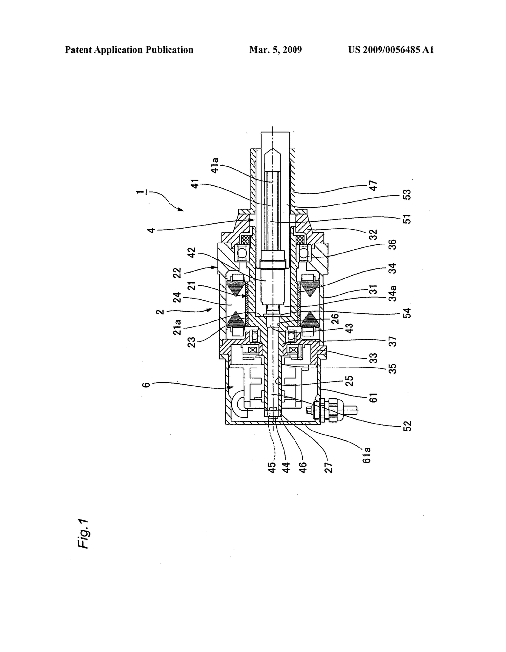 Method of Connecting and Fixing Ball Screw Shaft to Motor Shaft - diagram, schematic, and image 02