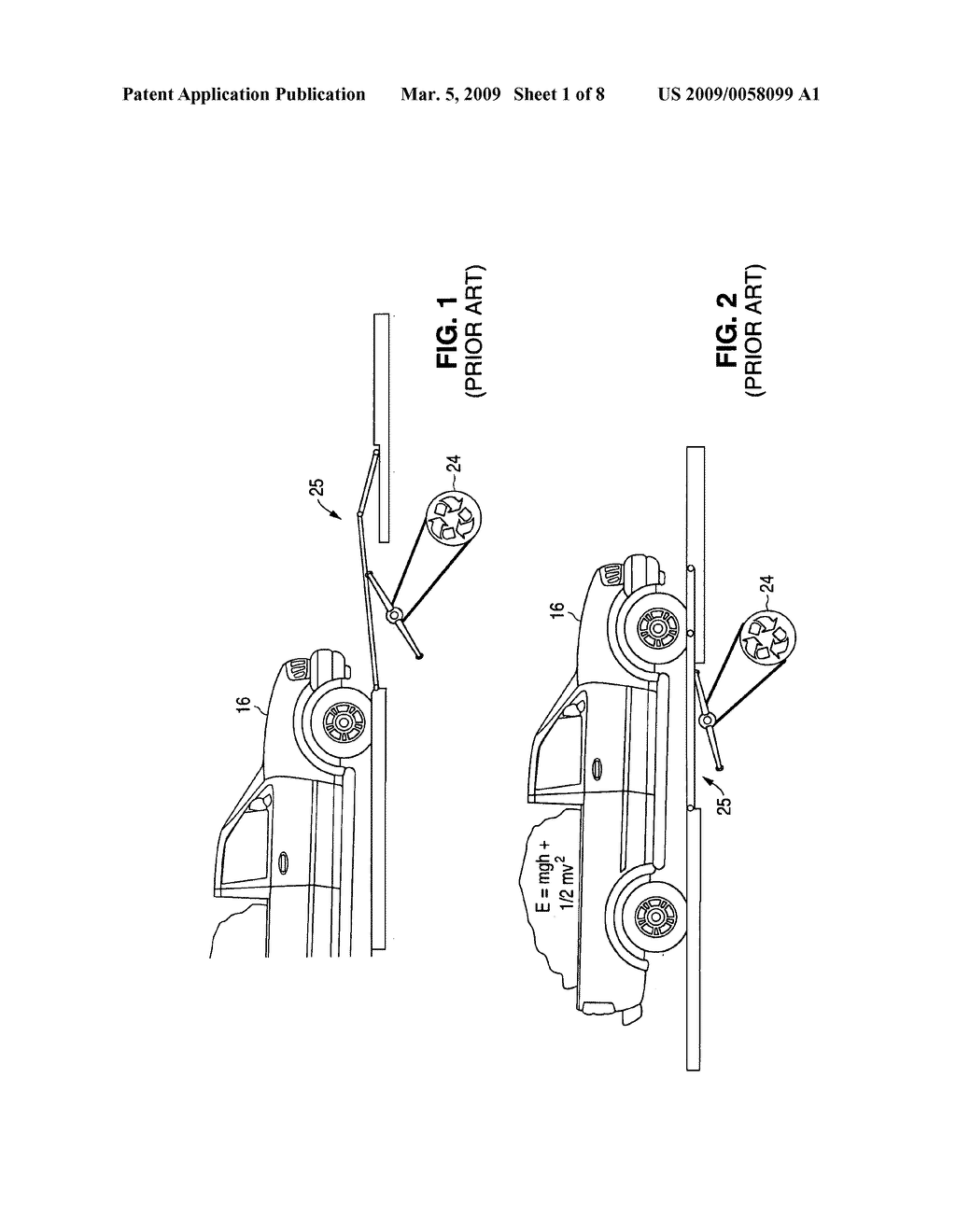 Electro Gravity Plates For Generating Electricity From Passage Of Diagram Vehicles Over The Schematic And Image 02