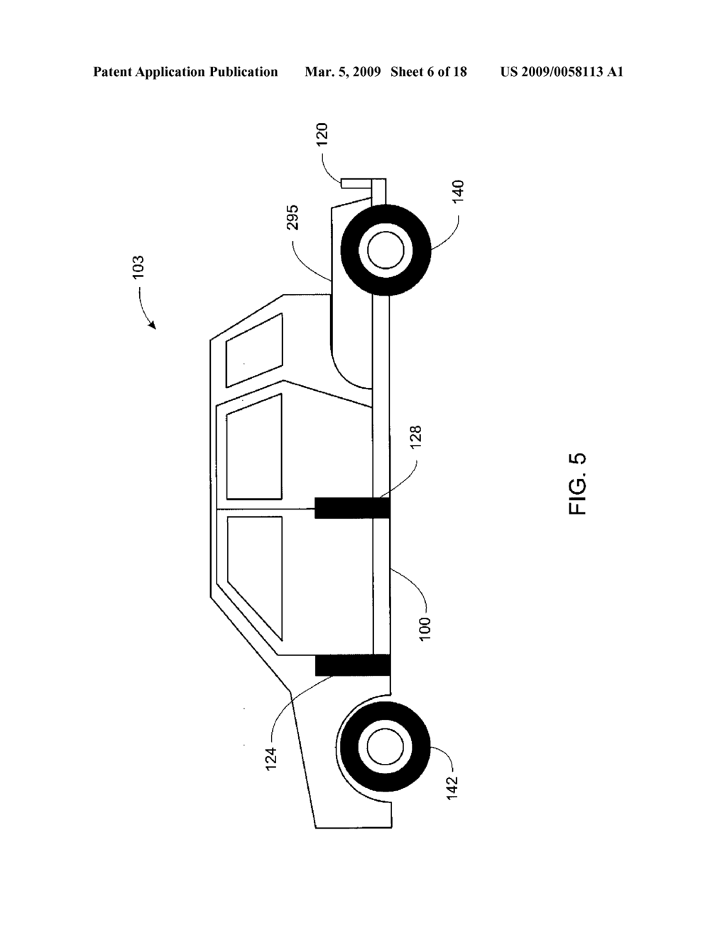 Method and Apparatus for a Shared Crumple Zone - diagram, schematic, and  image 07
