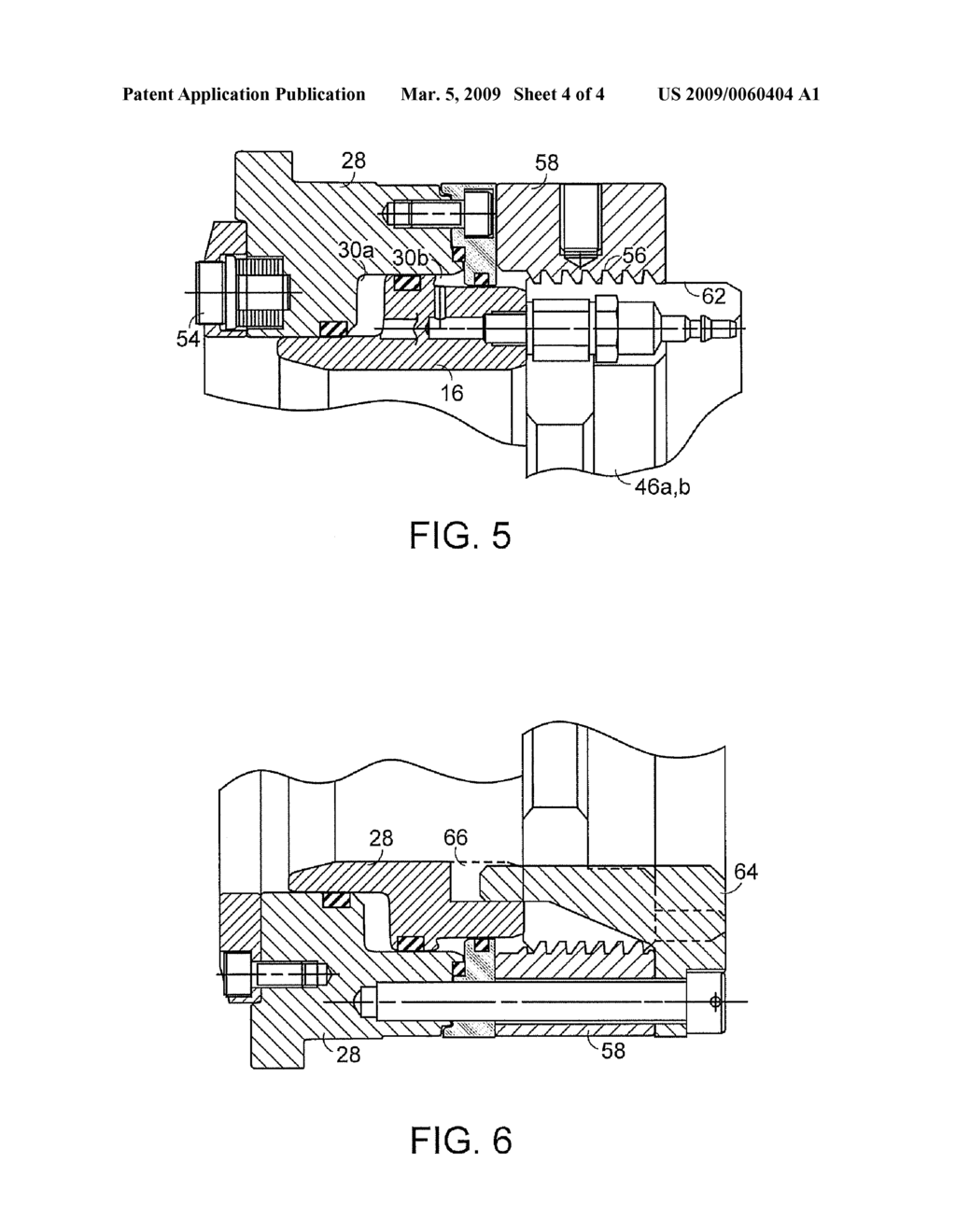 MECHANICAL LOCK FOR ROLLING MILL OIL FILM BEARING - diagram, schematic, and image 05