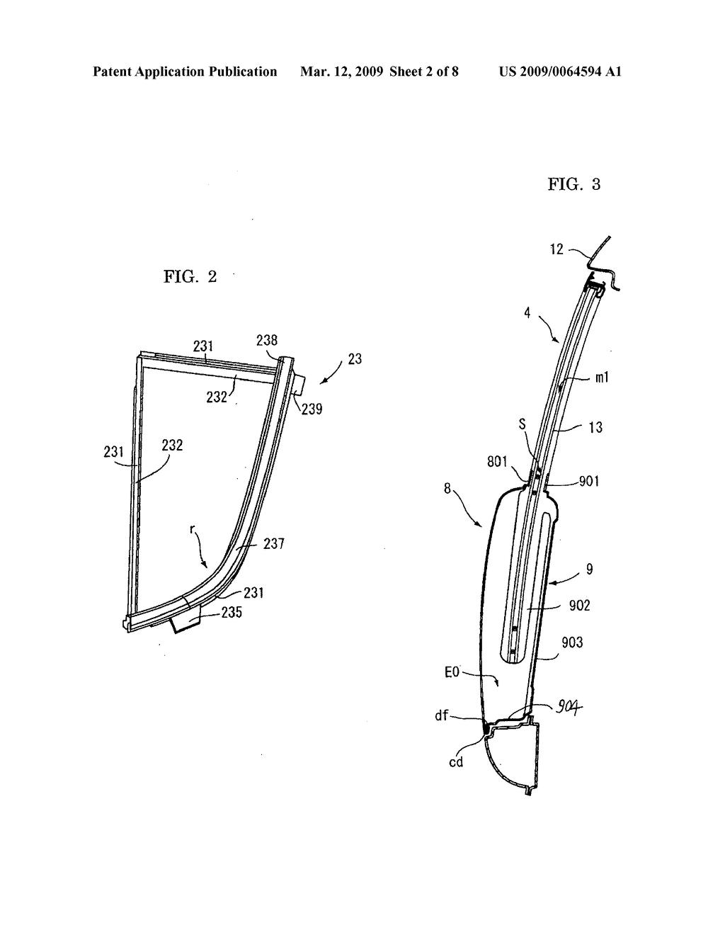 Structure Of Window Opening Car Door Diagram Schematic And Image 03