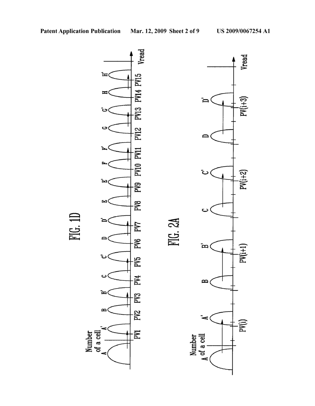 NON-VOLATILE MEMORY DEVICE AND A METHOD OF PROGRAMMING A MULTI LEVEL CELL IN THE SAME - diagram, schematic, and image 03