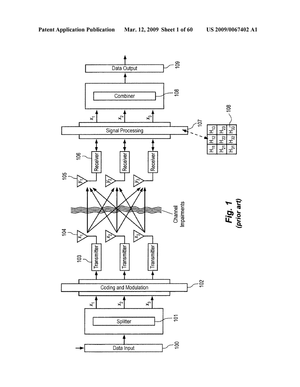 System and Method For Distributed Input-Distributed Output Wireless Communications - diagram, schematic, and image 02