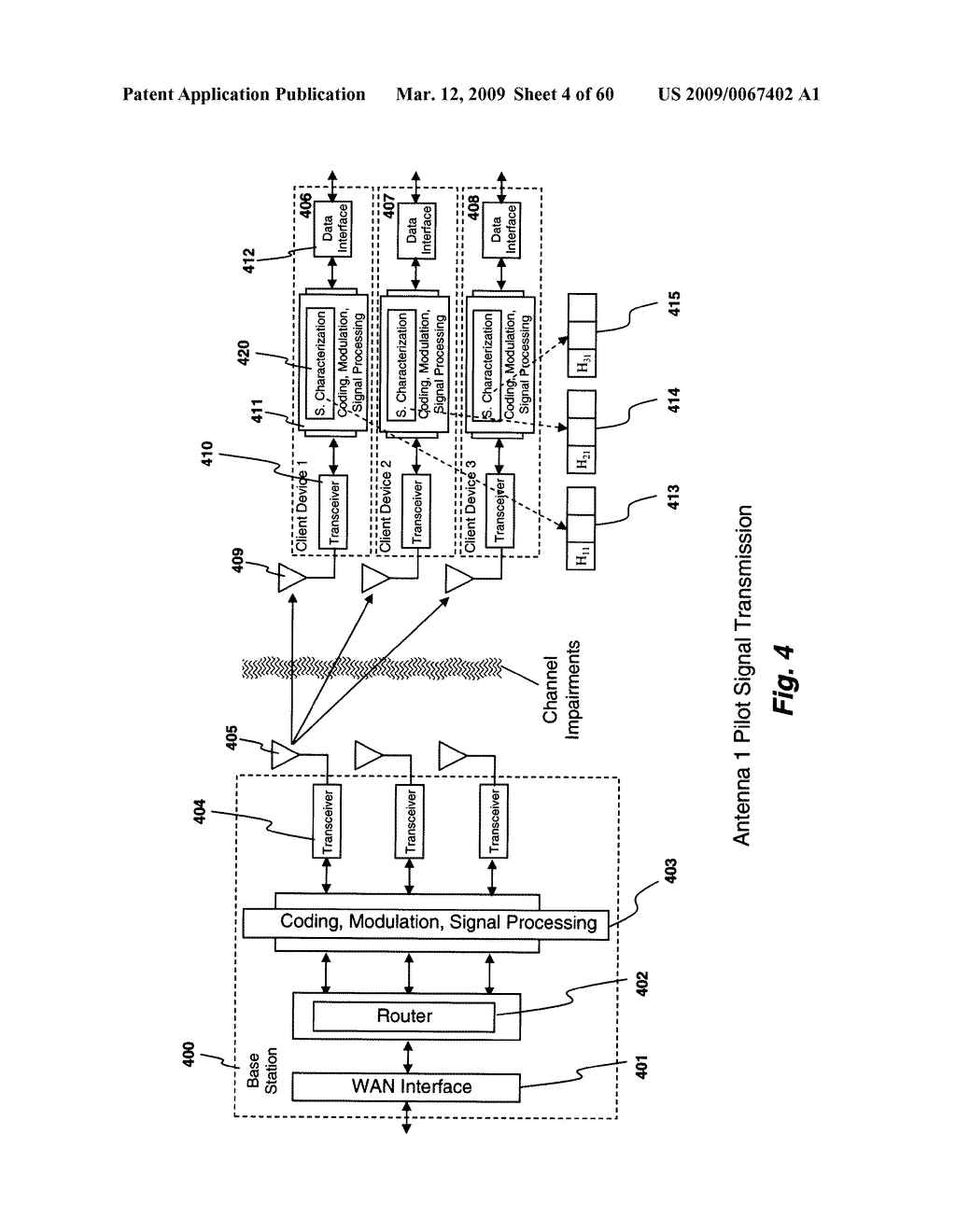 System and Method For Distributed Input-Distributed Output Wireless Communications - diagram, schematic, and image 05