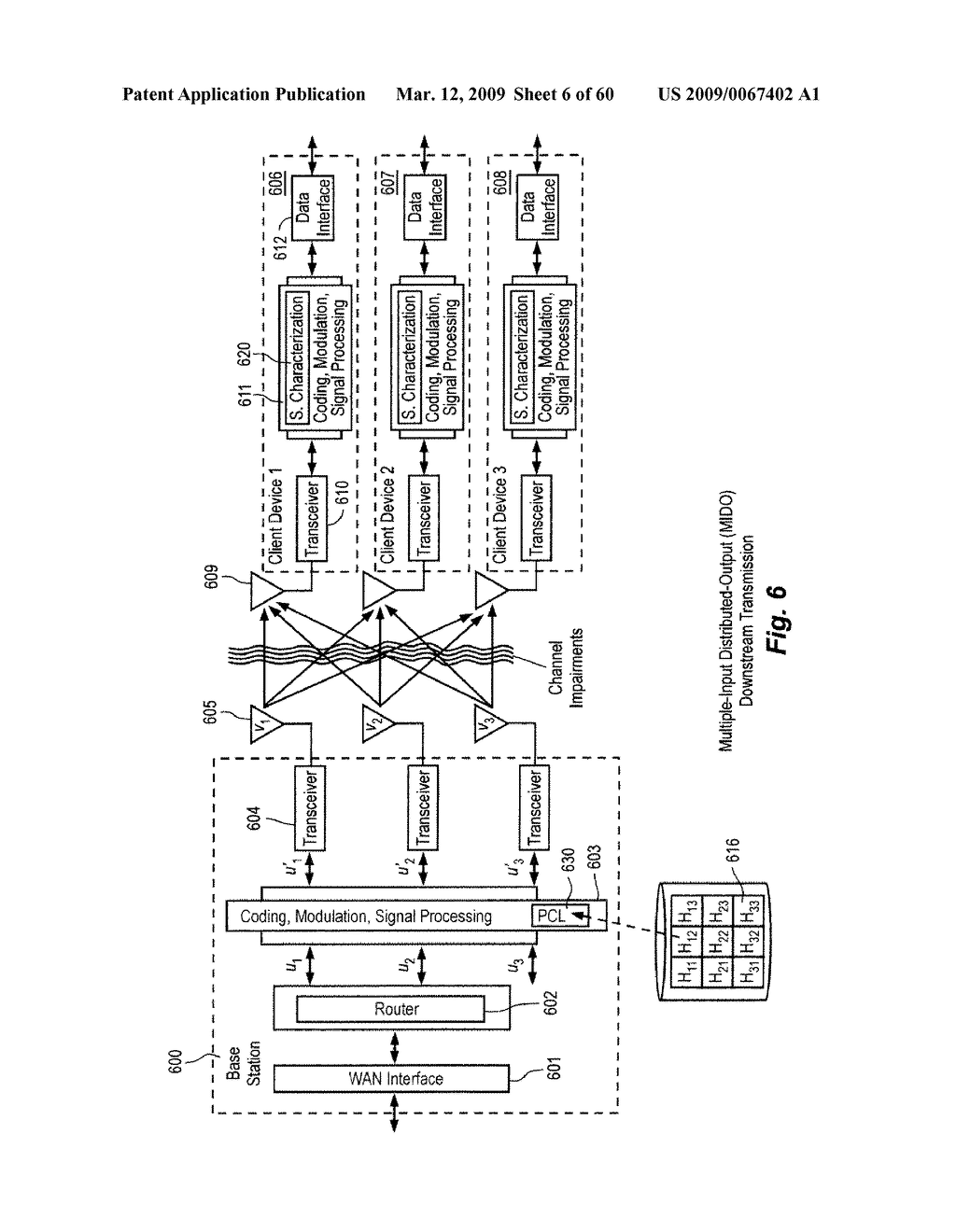 System and Method For Distributed Input-Distributed Output Wireless Communications - diagram, schematic, and image 07