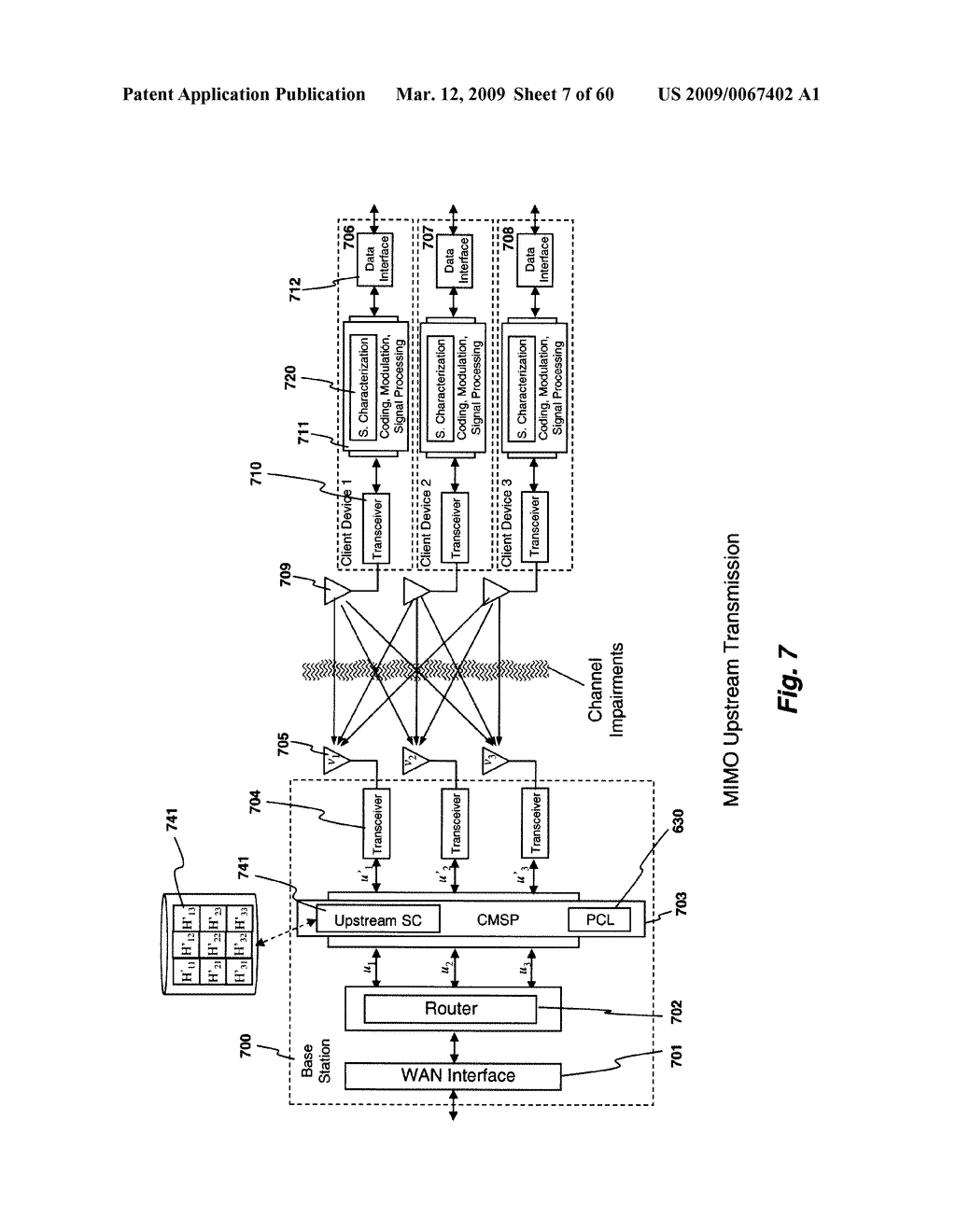 System and Method For Distributed Input-Distributed Output Wireless Communications - diagram, schematic, and image 08