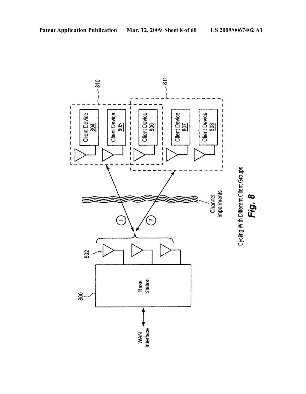 System and Method For Distributed Input-Distributed Output Wireless Communications - diagram, schematic, and image 09