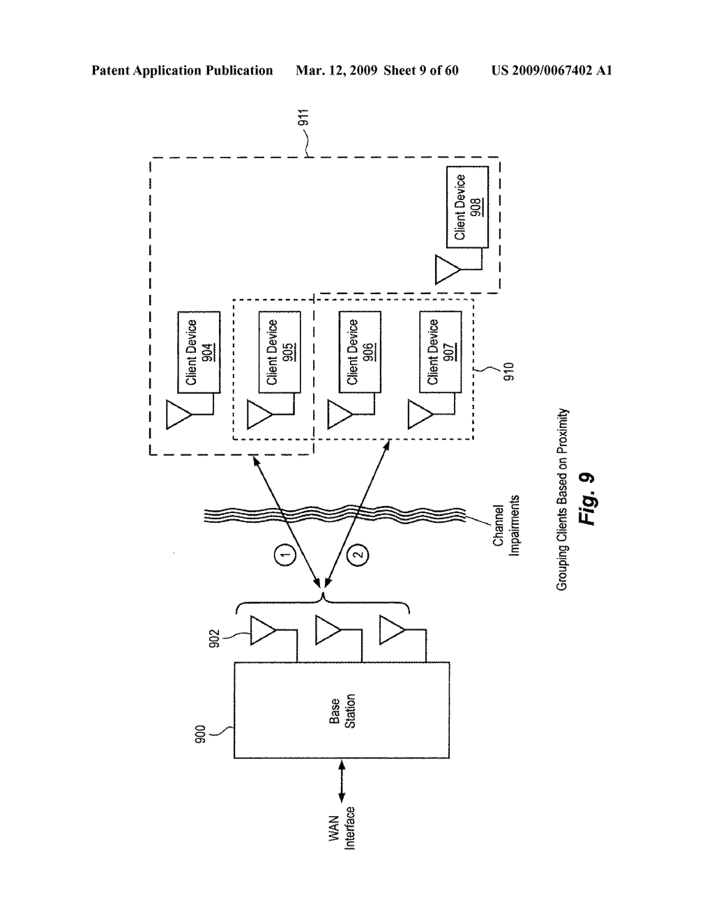 System and Method For Distributed Input-Distributed Output Wireless Communications - diagram, schematic, and image 10