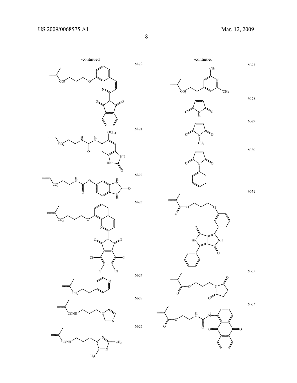 PROCESSED PIGMENT, PIGMENT-DISPERSED COMPOSITION, COLORED PHOTOSENSITIVE COMPOSITION, COLOR FILTER, LIQUID CRYSTAL DISPLAY ELEMENT, AND SOLID IMAGE PICKUP ELEMENT - diagram, schematic, and image 09