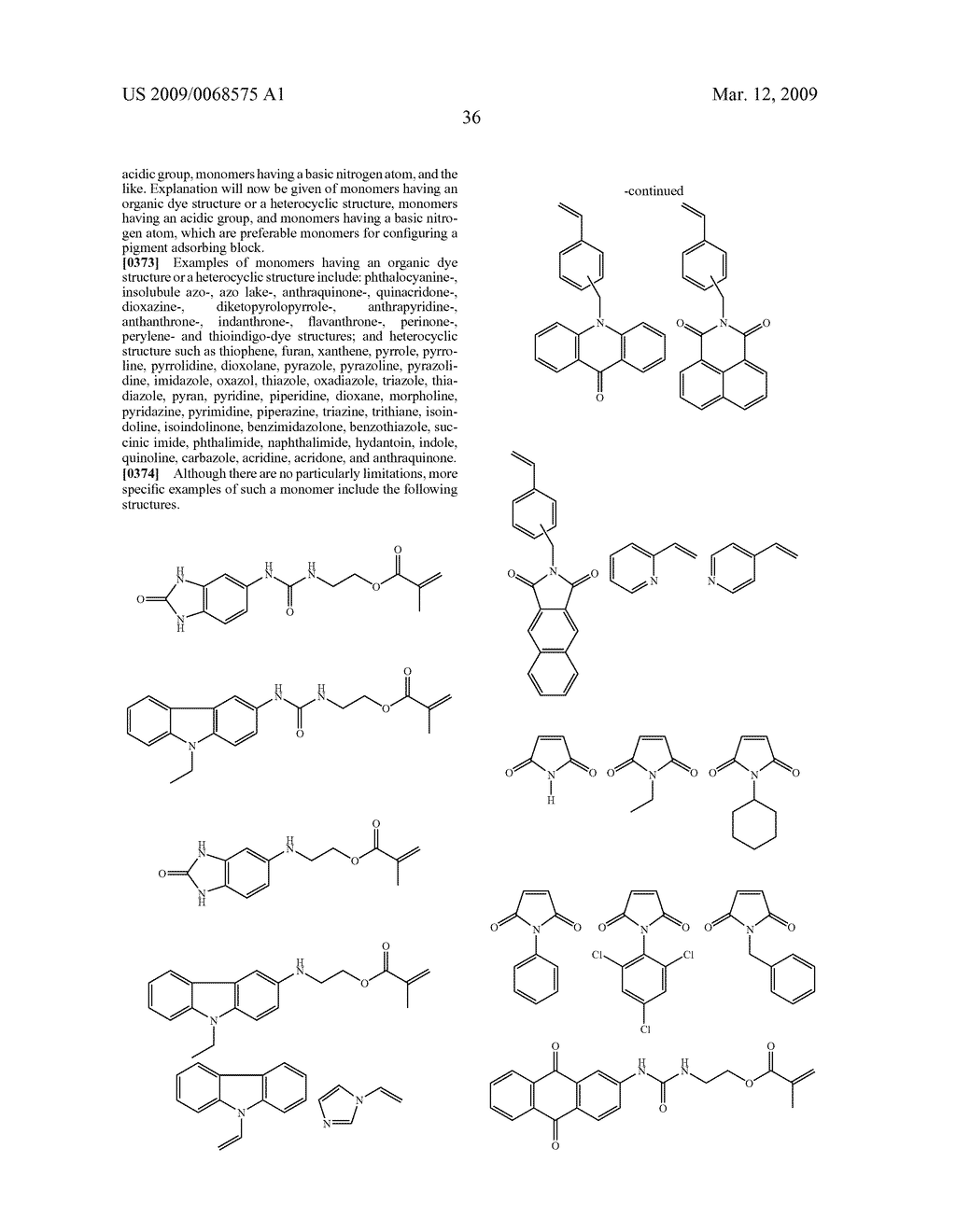 PROCESSED PIGMENT, PIGMENT-DISPERSED COMPOSITION, COLORED PHOTOSENSITIVE COMPOSITION, COLOR FILTER, LIQUID CRYSTAL DISPLAY ELEMENT, AND SOLID IMAGE PICKUP ELEMENT - diagram, schematic, and image 37