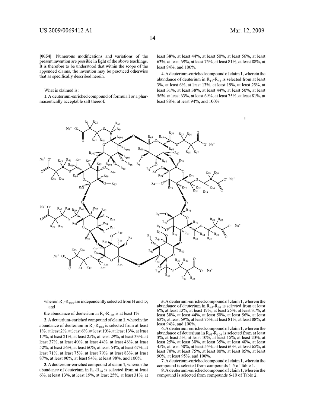 DEUTERIUM-ENRICHED SUGAMMADEX - diagram, schematic, and image 15