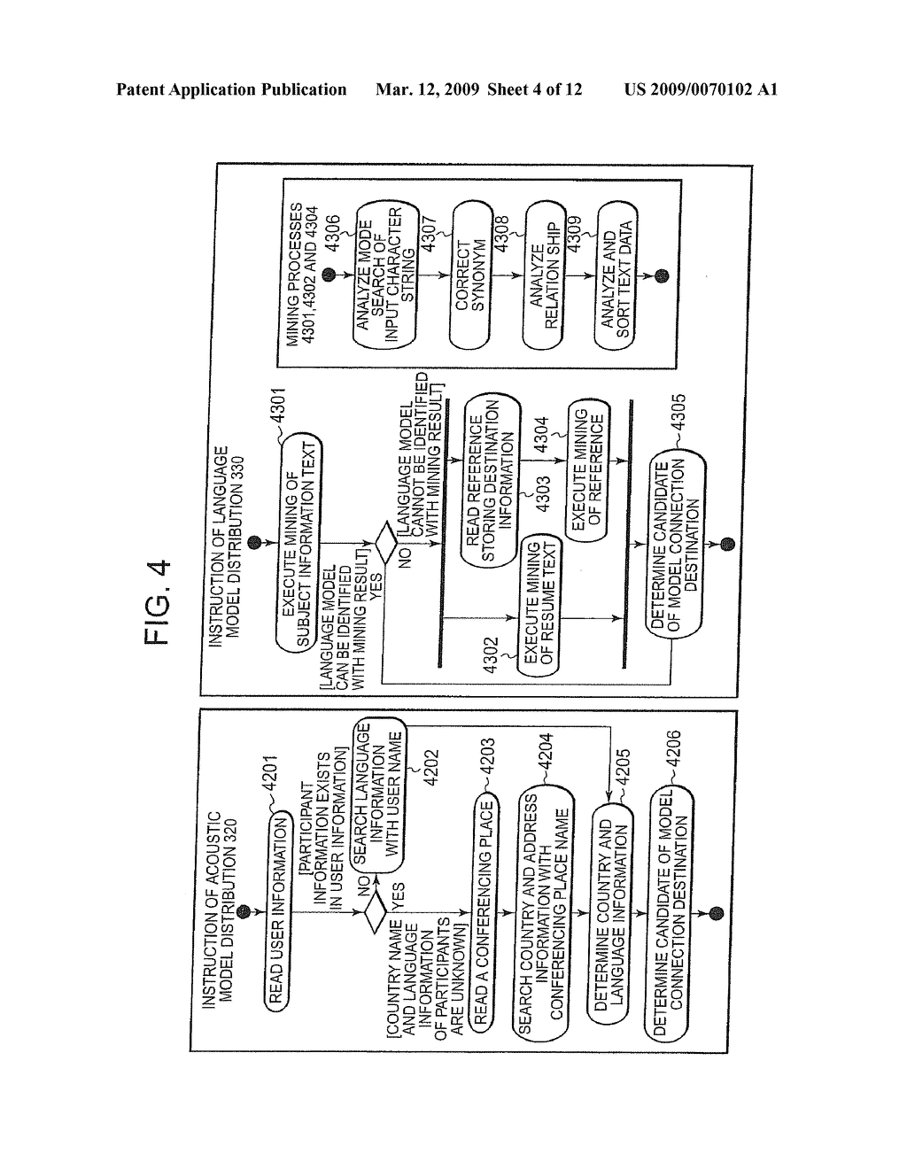 SPEECH RECOGNITION METHOD, SPEECH RECOGNITION SYSTEM AND SERVER THEREOF - diagram, schematic, and image 05