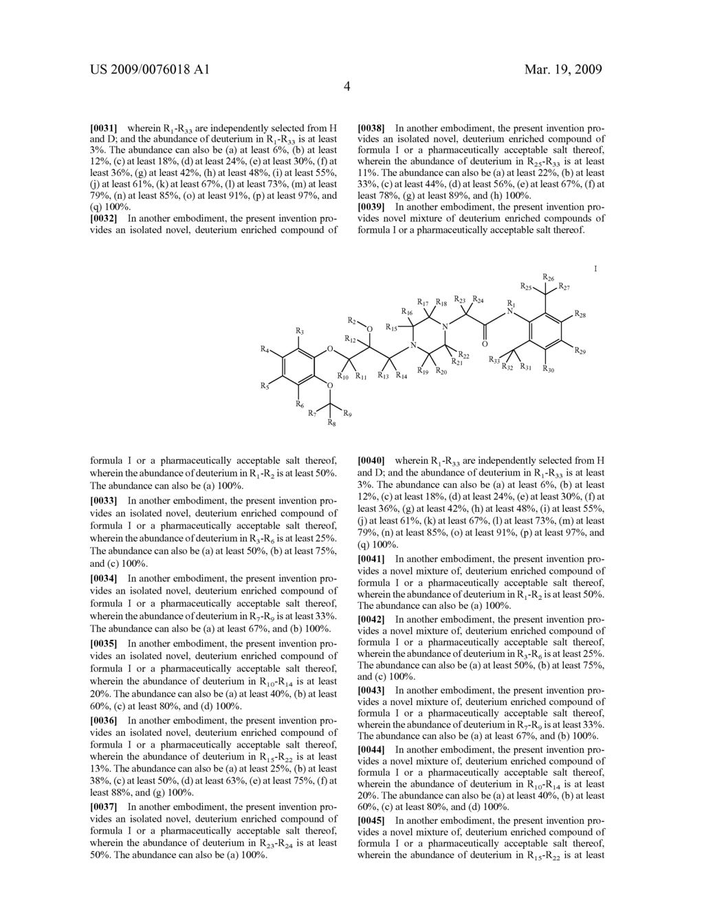 DEUTERIUM-ENRICHED RANOLAZINE - diagram, schematic, and image 05