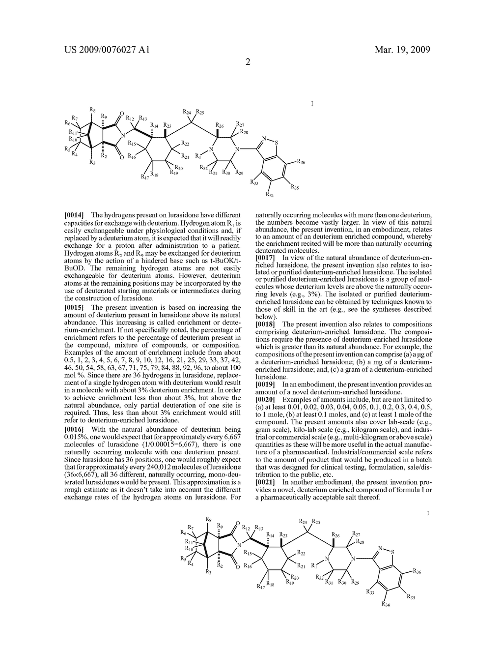 DEUTERIUM-ENRICHED LURASIDONE - diagram, schematic, and image 03