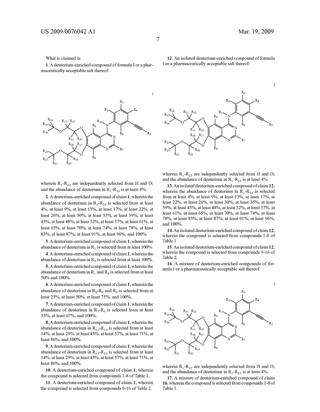 DEUTERIUM-ENRICHED ERLOTINIB - diagram, schematic, and image 08