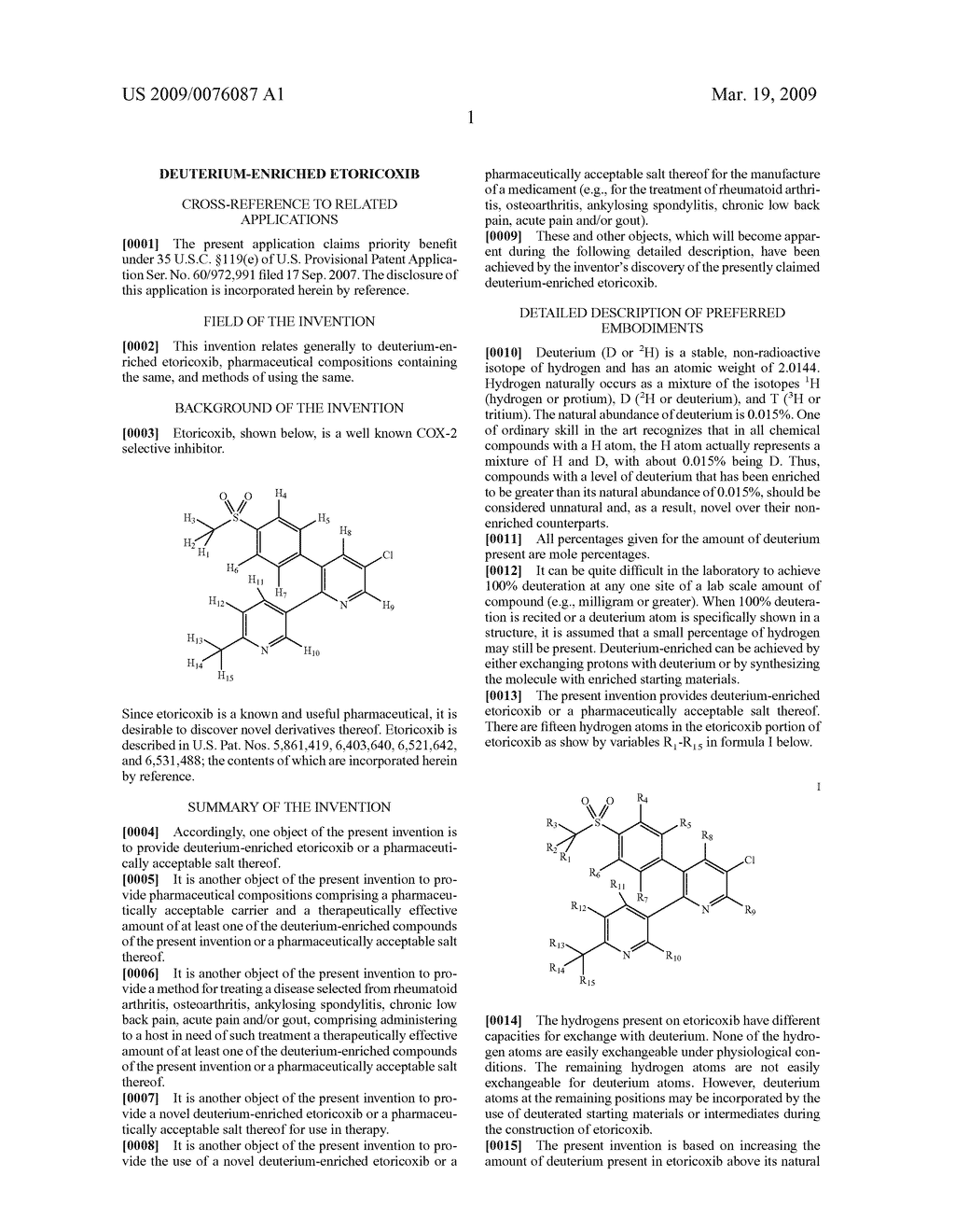 DEUTERIUM-ENRICHED ETORICOXIB - diagram, schematic, and image 02