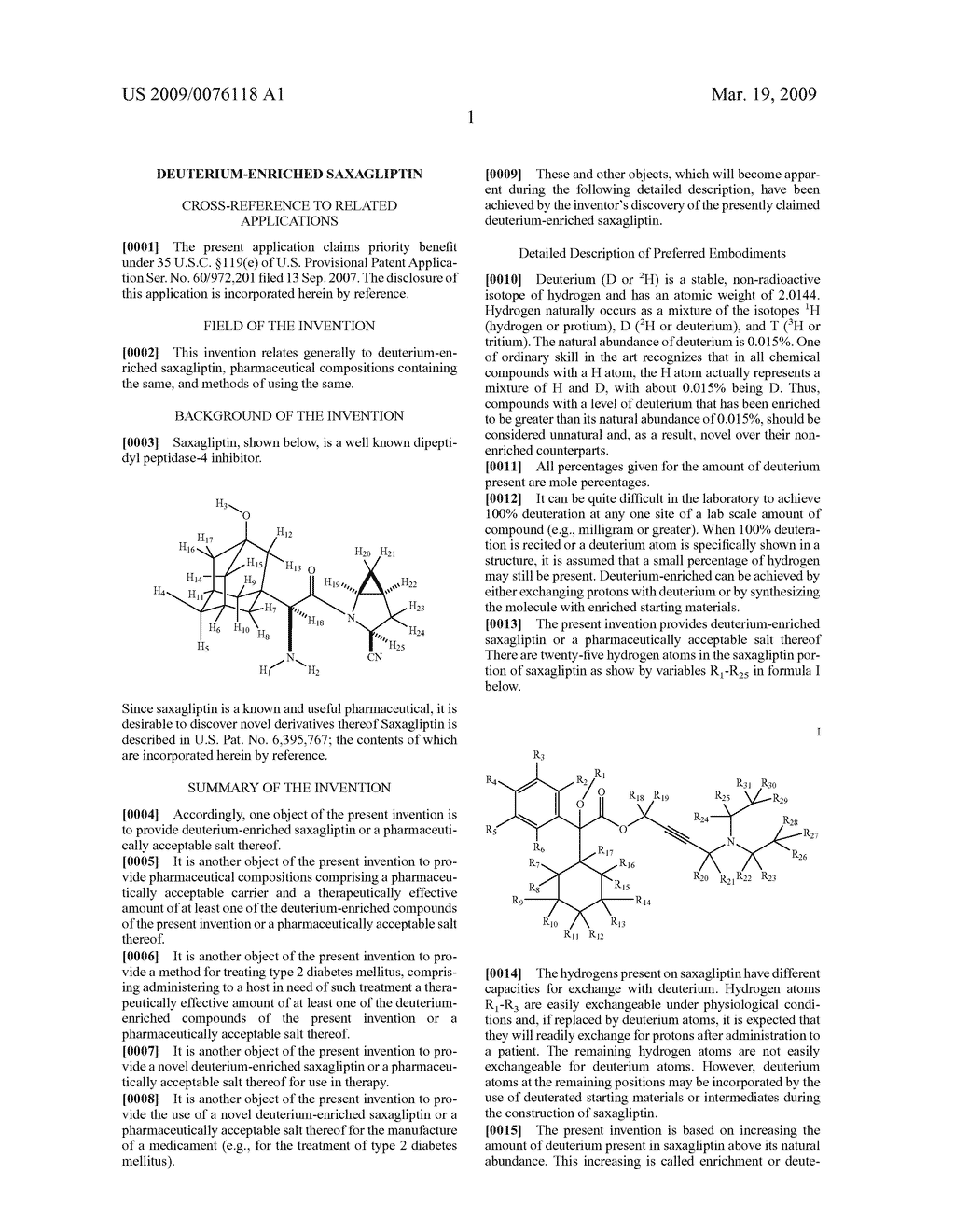 DEUTERIUM-ENRICHED SAXAGLIPTIN - diagram, schematic, and image 02