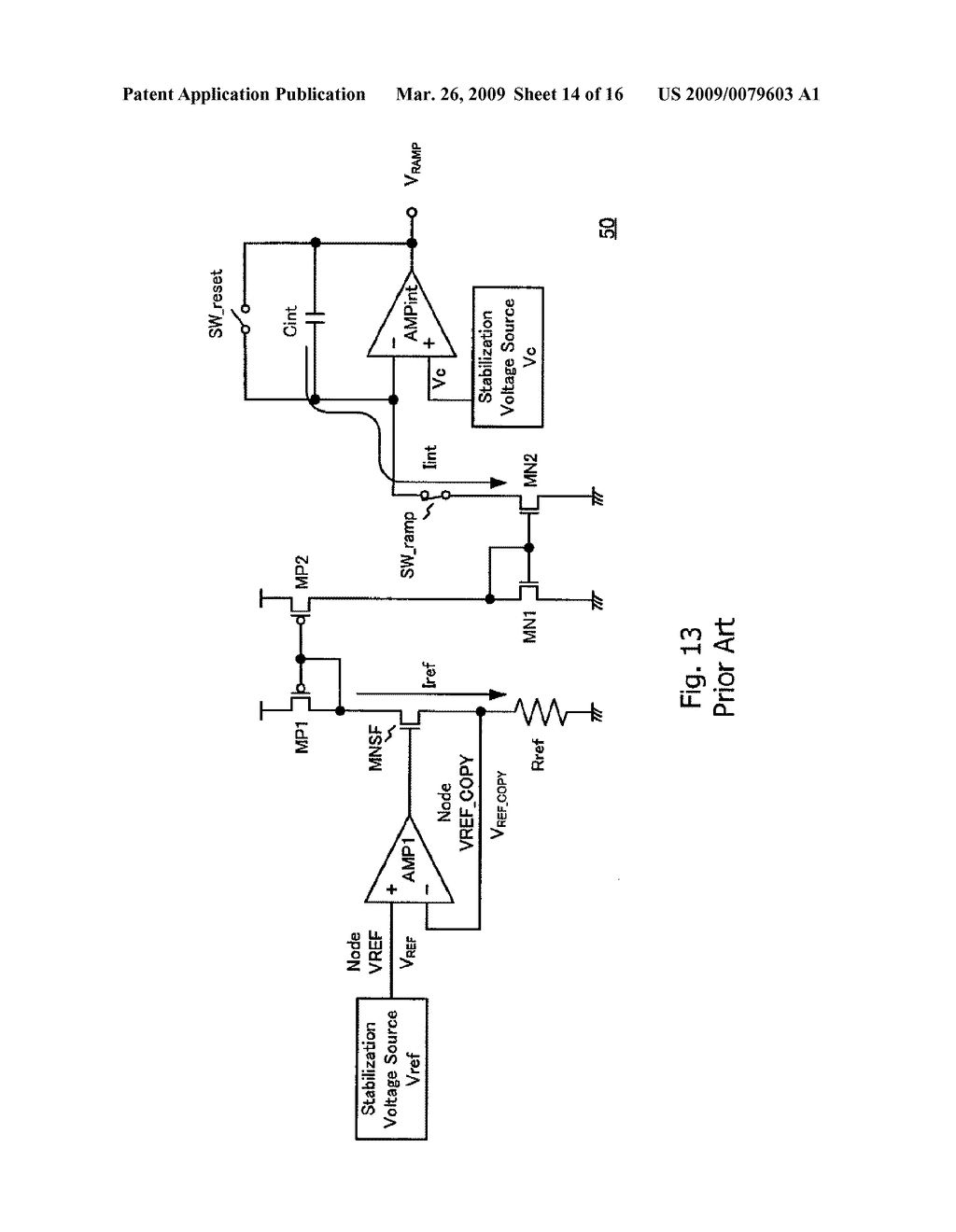 Constant Current Source Ramp Voltage Generation Circuit And A D Schematic Converter Diagram Image 15