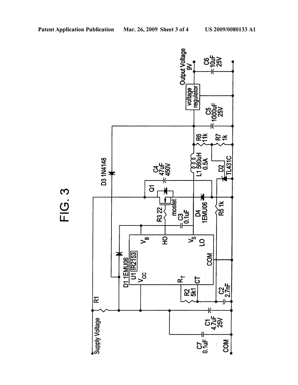 ELECTRONIC MODULE FOR AC/DC COIL WITHIN AN ELECTROMAGNETIC