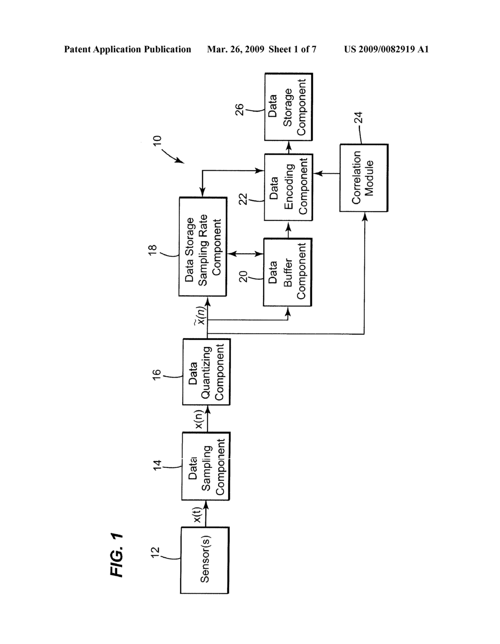 METHOD AND SYSTEM FOR EFFICIENT DATA COLLECTION AND STORAGE - diagram, schematic, and image 02