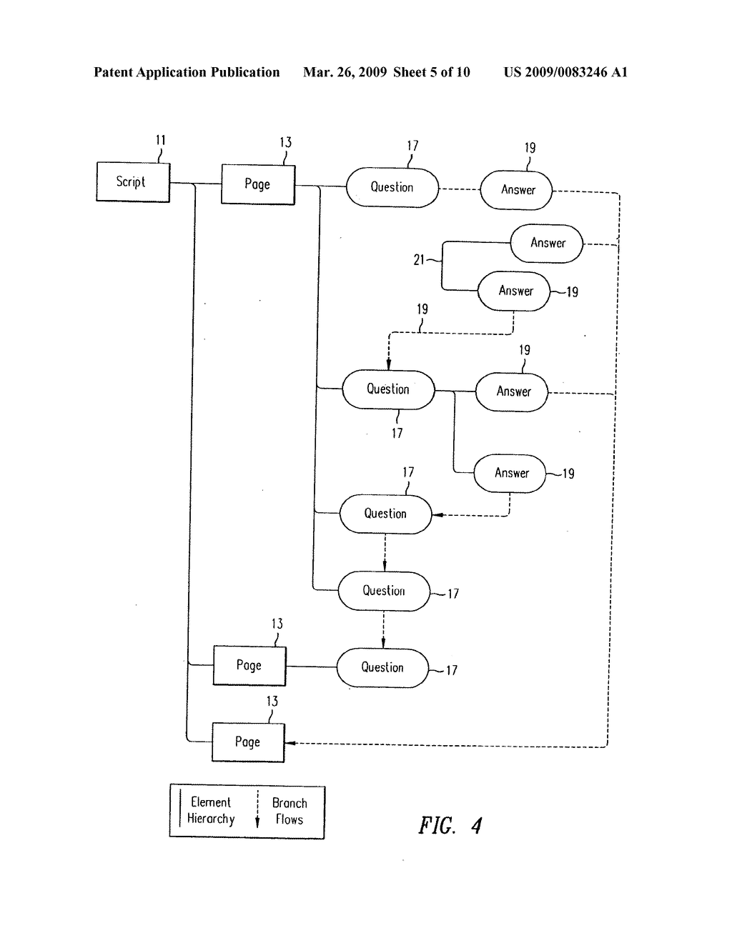 SYSTEM AND METHOD FOR SMART SCRIPTING CALL CENTERS AND CONFIGURATION THEREOF - diagram, schematic, and image 06