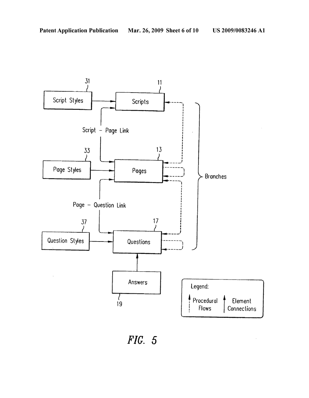 SYSTEM AND METHOD FOR SMART SCRIPTING CALL CENTERS AND CONFIGURATION THEREOF - diagram, schematic, and image 07