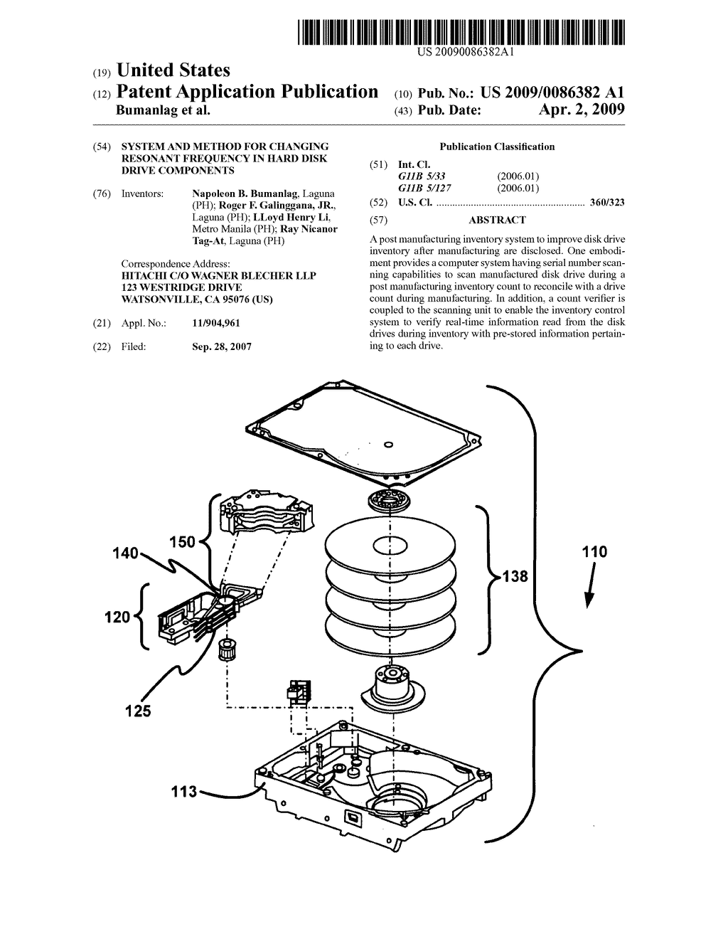 system and method for changing resonant frequency in hard disk drive Platter Hard Drive Diagram system and method for changing resonant frequency in hard disk drive ponents diagram schematic and image 01