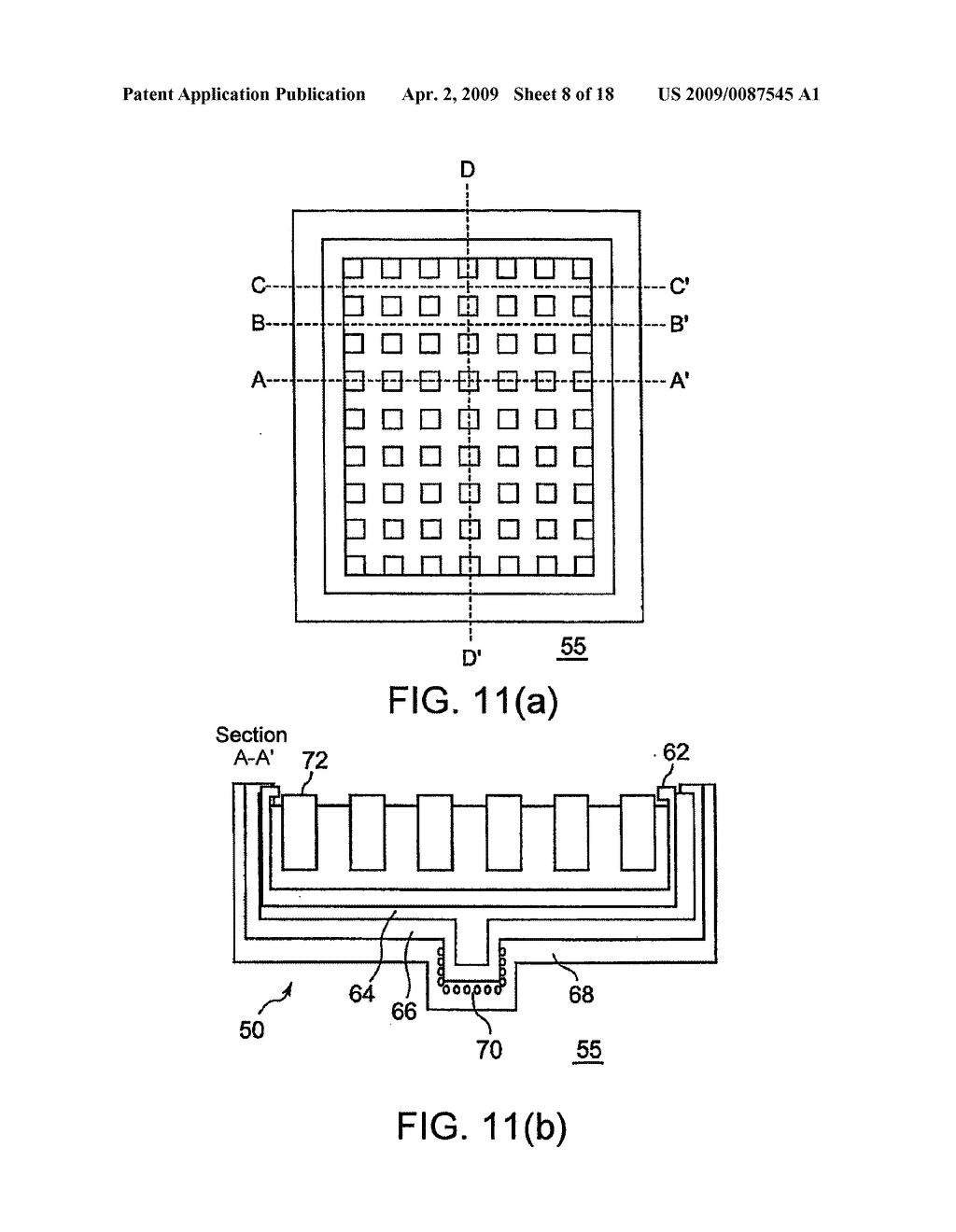 Film Forming Apparatus, Evaporating Jig, and Measurement Method - diagram, schematic, and image 09