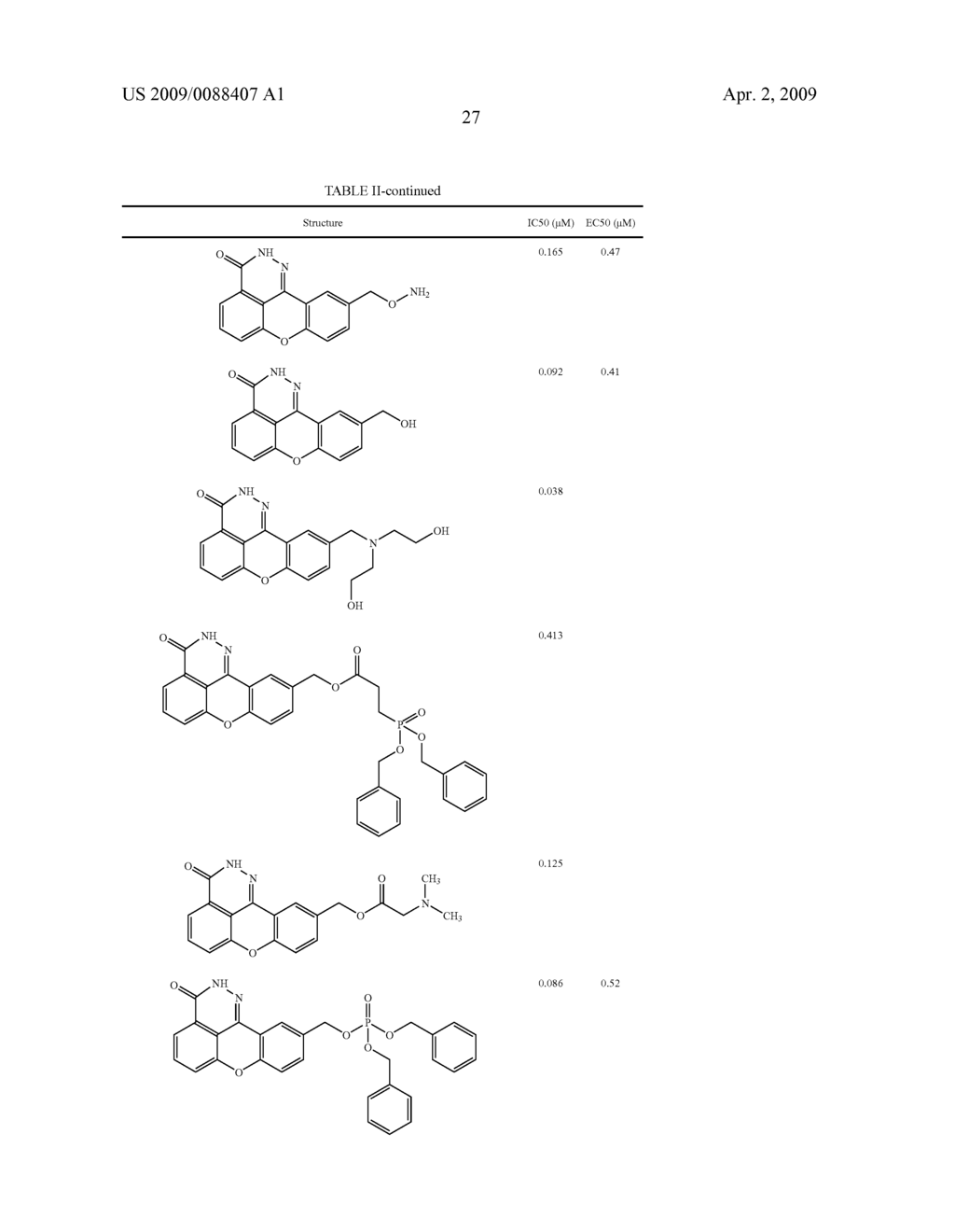 COMPOUNDS, METHODS AND PHARMACEUTICAL COMPOSITIONS FOR INHIBITING PARP - diagram, schematic, and image 29