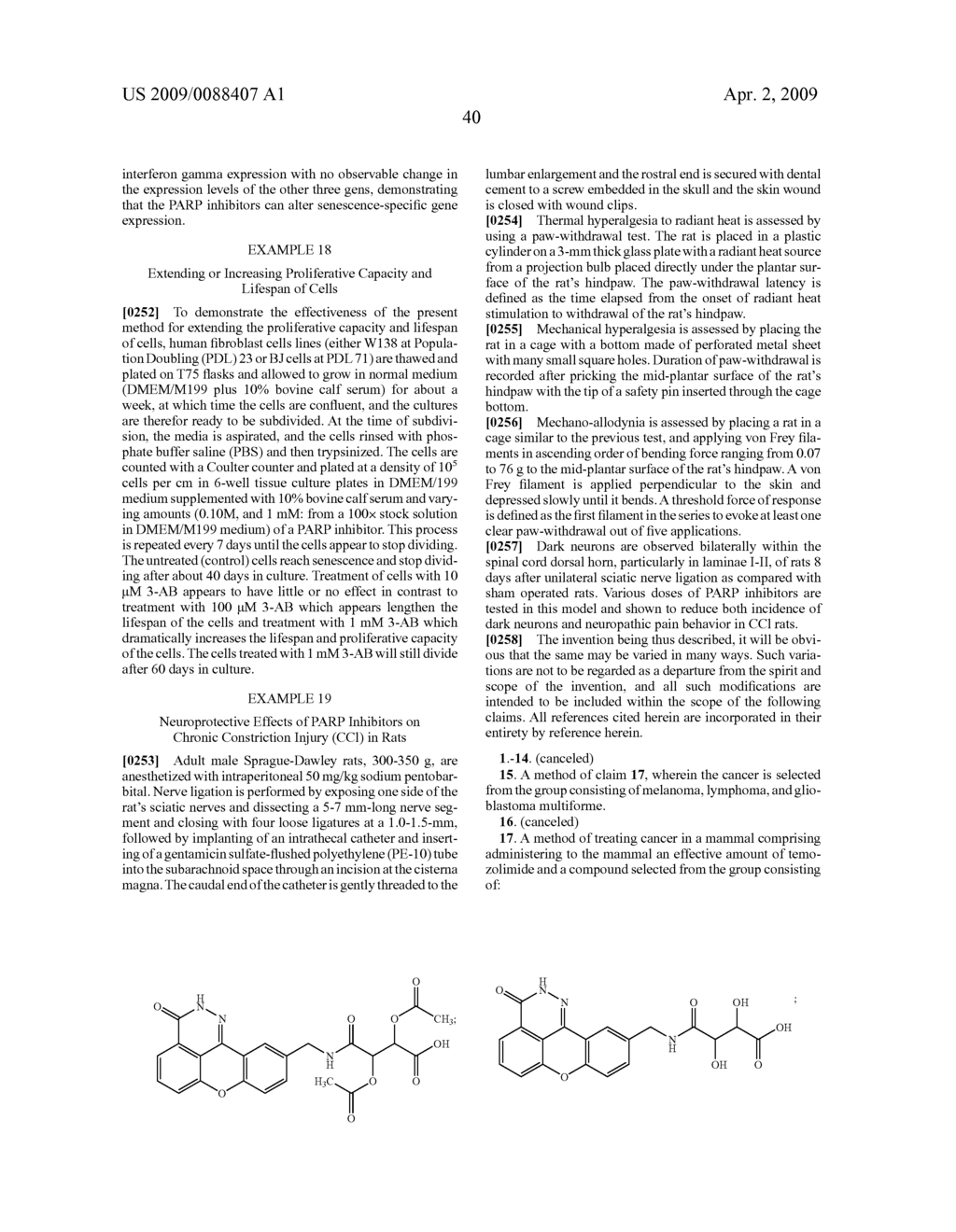 COMPOUNDS, METHODS AND PHARMACEUTICAL COMPOSITIONS FOR INHIBITING PARP - diagram, schematic, and image 42