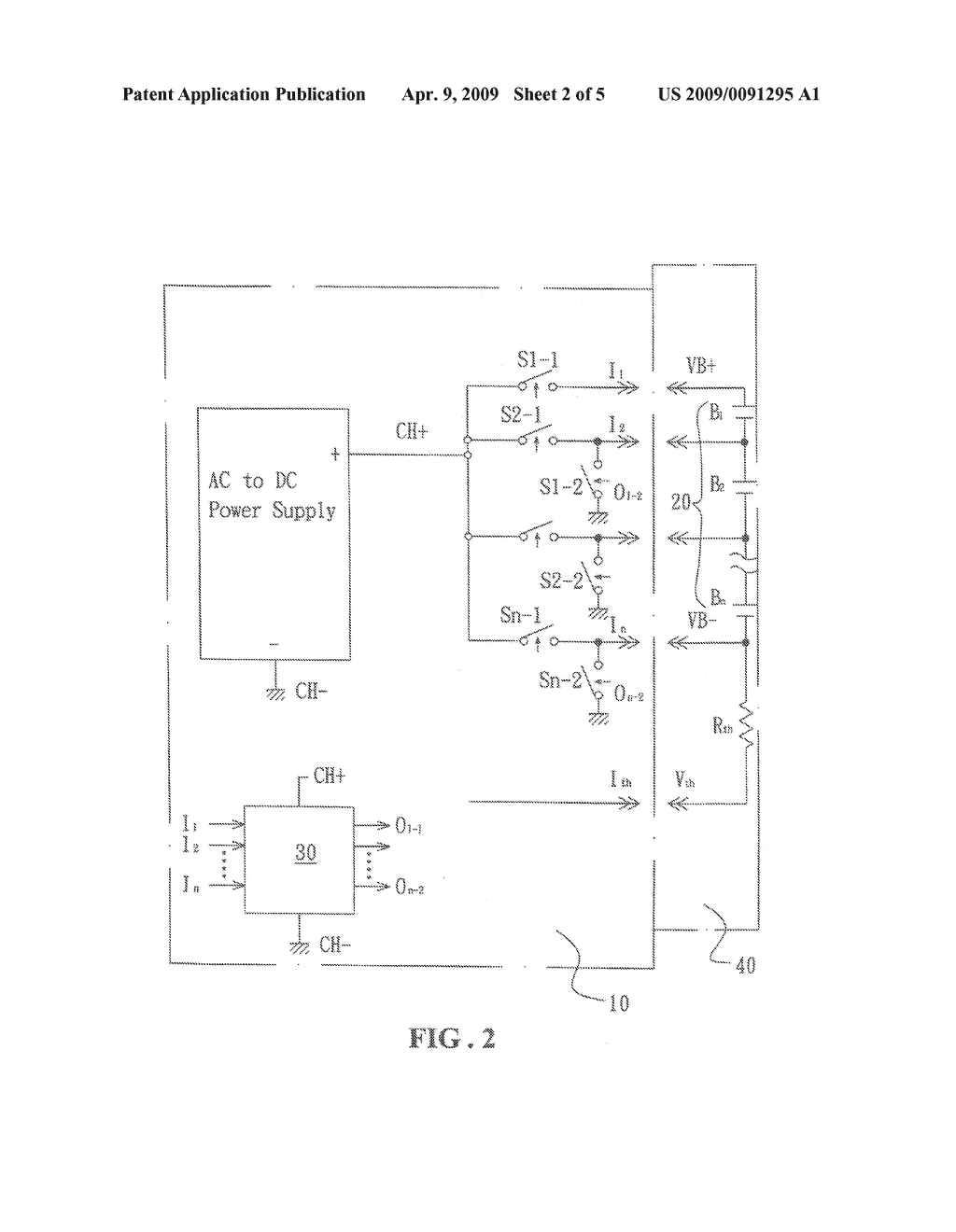 Balanced Charging Discharging Circuit For Lithium Battery Set Charger Diagram Schematic And Image 03