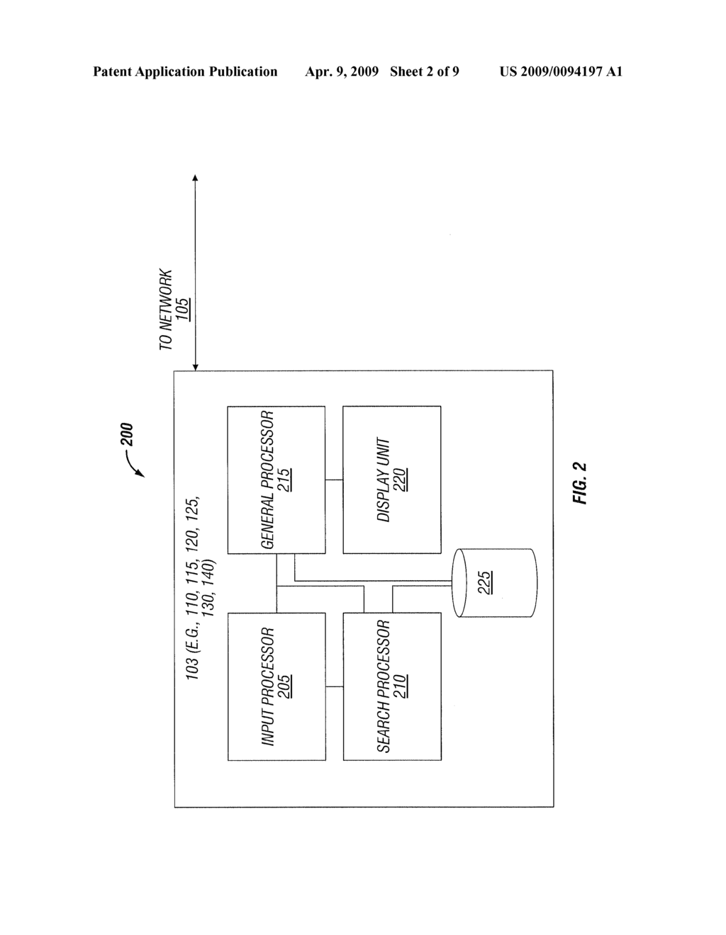 Method and Apparatus for Integrated Cross Platform Multimedia Broadband Search and Selection User Interface Communication - diagram, schematic, and image 03