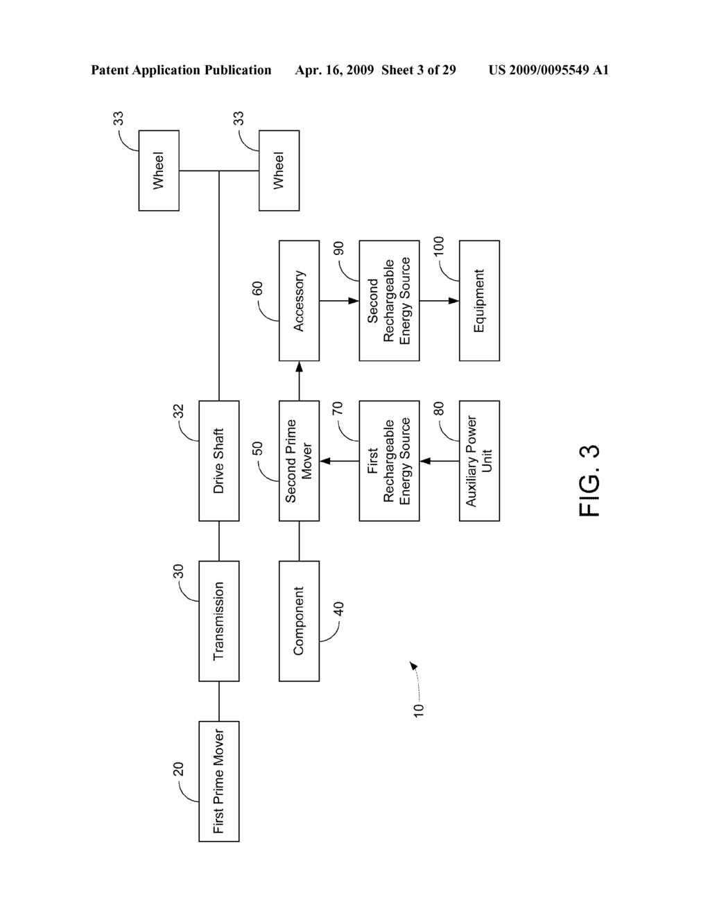 HYBRID VEHICLE DRIVE SYSTEM AND METHOD AND IDLE REDUCTION SYSTEM AND METHOD - diagram, schematic, and image 04