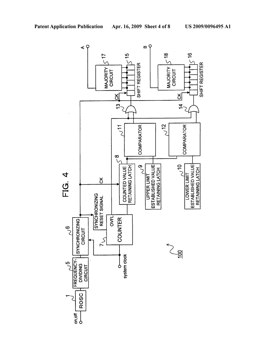 Ring Oscillator For Temperature Sensor Circuit Diagram And Semiconductor Device Having The Same Schematic Image 05