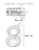 LANCING DEVICE WITH MULTI-LANCET CARTRIDGE diagram and image