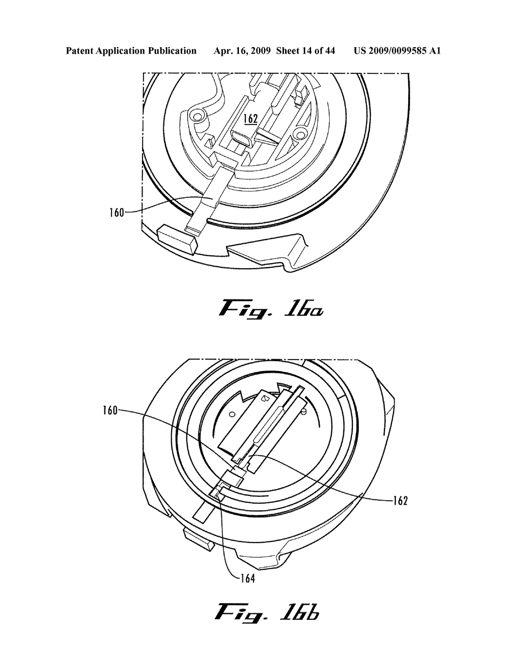 LANCING DEVICE WITH MULTI-LANCET CARTRIDGE - diagram, schematic, and image 15