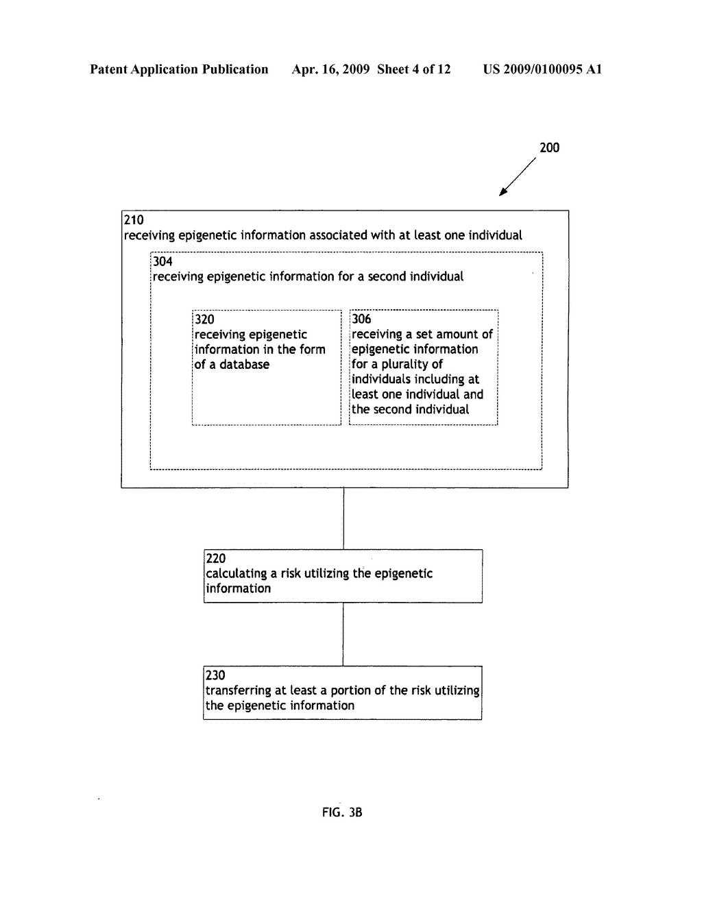 Systems and methods for reinsurance utilizing epigenetic information - diagram, schematic, and image 05