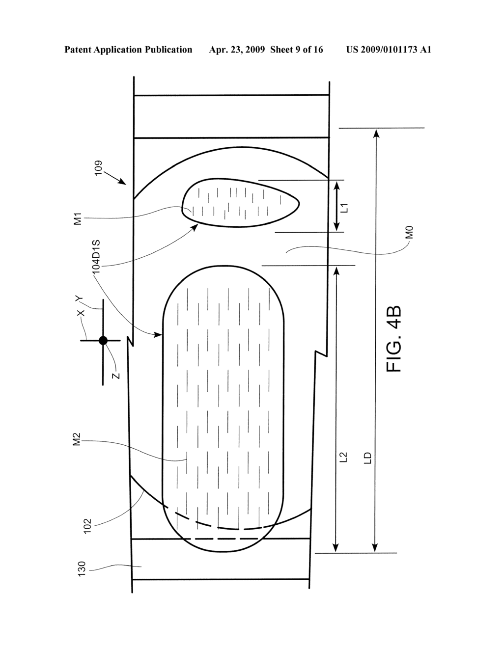 METHODS OF AND APPARATUS FOR CORRELATING GAP VALUE TO MENISCUS STABILITY IN PROCESSING OF A WAFER SURFACE BY A RECIPE-CONTROLLED MENISCUS - diagram, schematic, and image 10