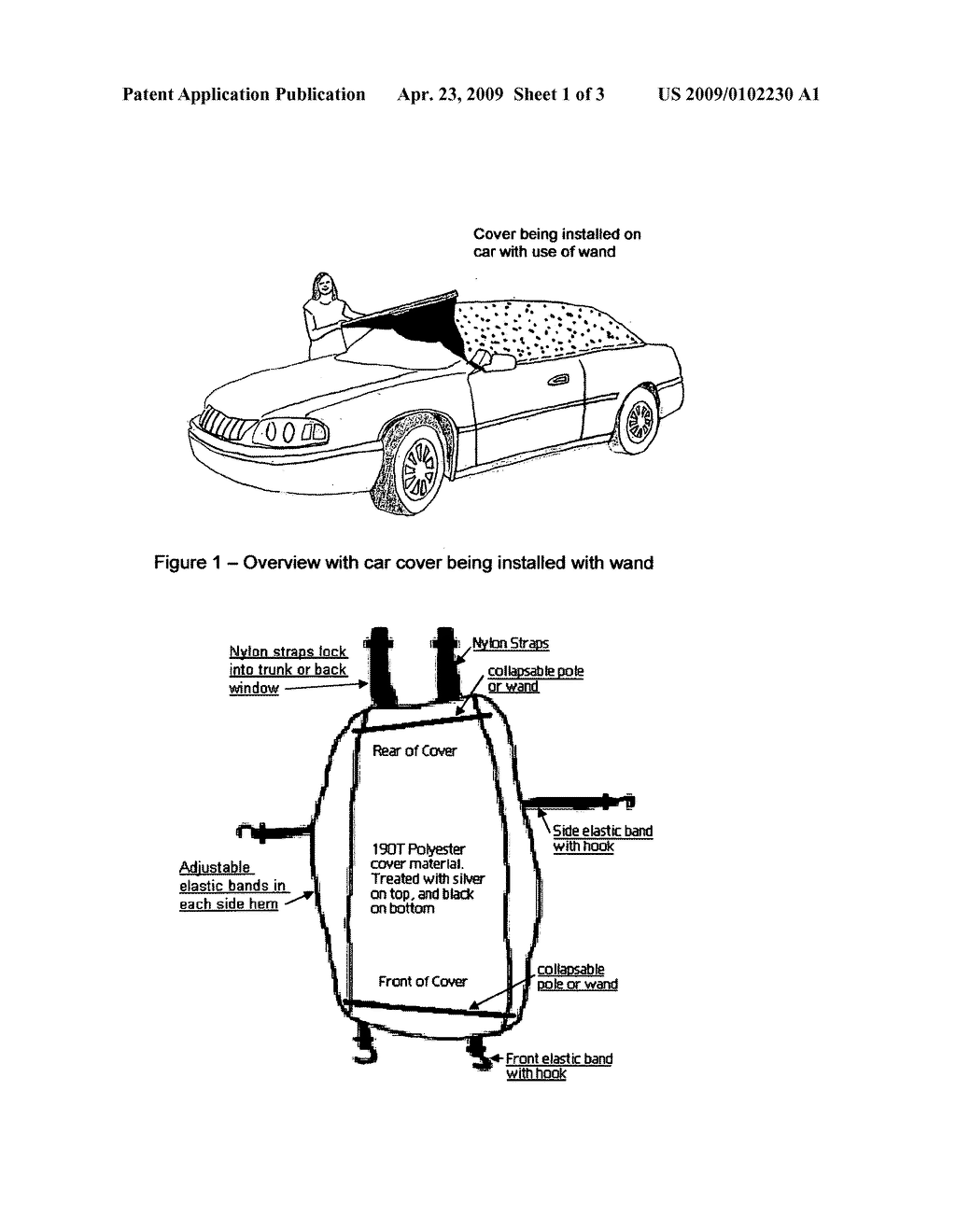 magic car cover diagram schematic and image 02 Helicopter Top View Diagram