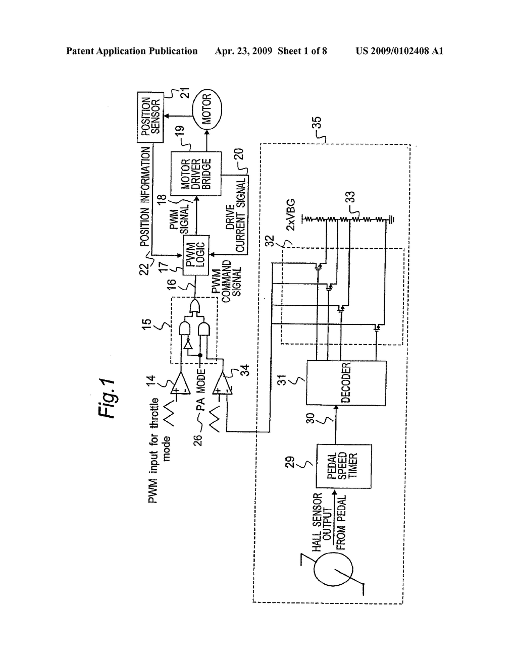 Backward Pedaling Detection Circuit For E Bike Motor Driver Diagram Schematic And Image 02