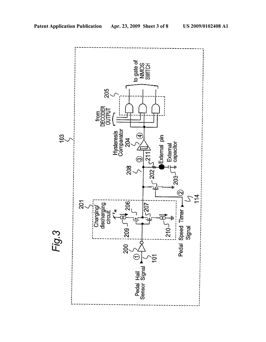 Backward Pedaling Detection Circuit For E Bike Motor Driver Diagram Schematic And Image 04
