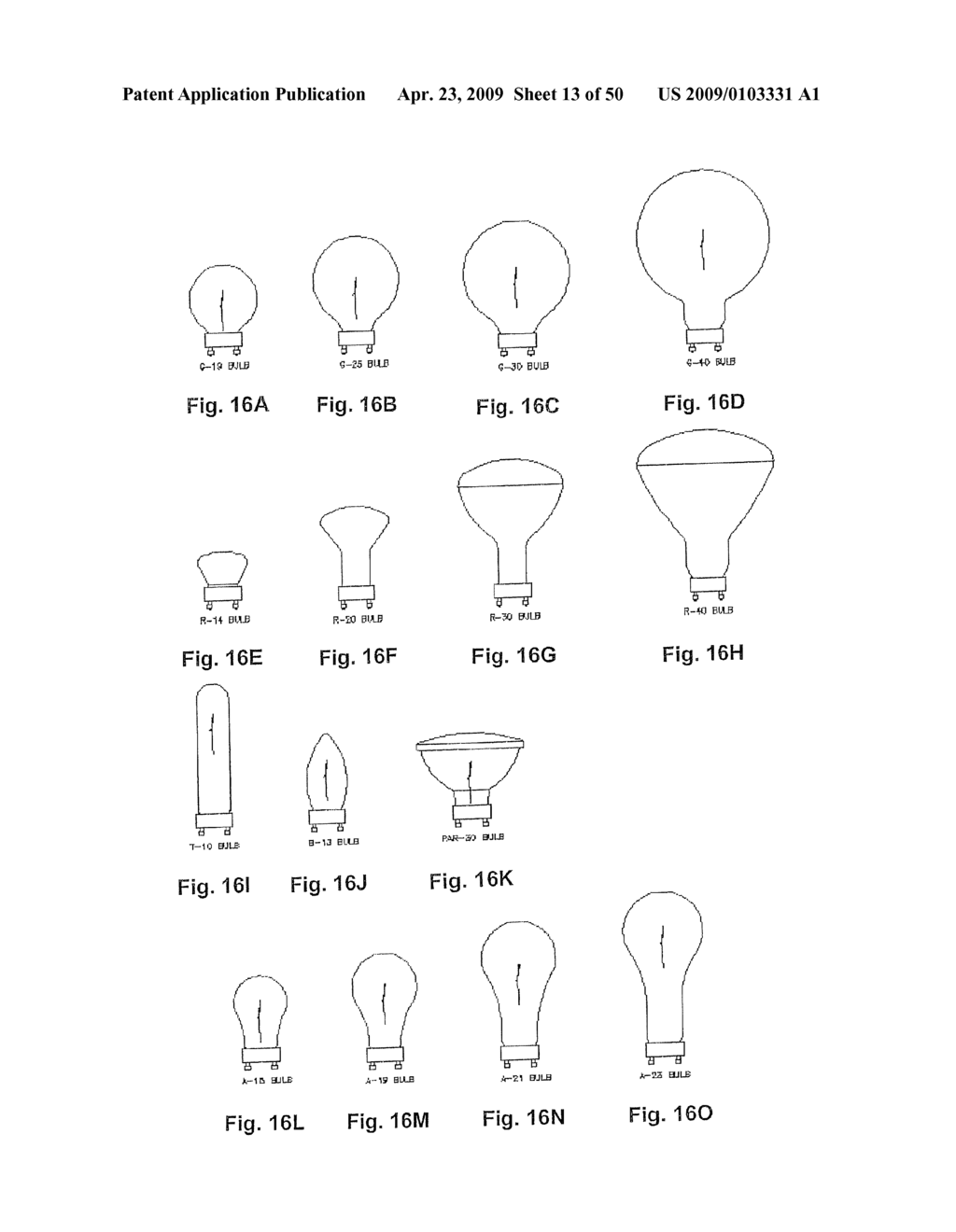 Incandescent and LED Light Bulbs and Methods and Devices for Converting Between Incandescent Lighting Products and Low-Power Lighting Products - diagram, schematic, and image 14