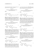 THYRONAMINE DERIVATIVES AND ANALOGS AND METHODS OF USE THEREOF diagram and image